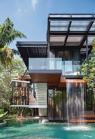 home design story pool 2nd story waterfall home design pinterest architecture