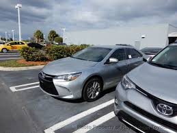 used toyota 2017 used toyota camry se automatic at royal palm toyota serving