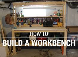 how to build a workbench living in flux