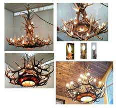 How To Make Antler Chandeliers How To Make Deer Antler Chandelier Deer Antler Chandelier Deer