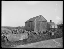 Barn Relocation Relocation Central Massachusetts Railroad Alexander Ohnsman U0027s