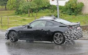 subaru scion toyota 2017 scion fr s toyota gt 86 facelift spied testing more
