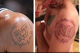man gets richard jefferson inspired tattoo after losing nba finals