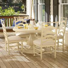 river house 5 piece dining set by paula deen by universal