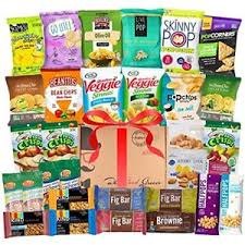 healthy care packages sale all healthy snacks care package 30 count college