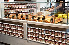 nutella cafe opens up at loblaws toronto