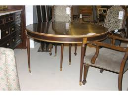 Hickory Dining Room Chairs by Hickory Chair Factory Outlet Dining Room Choate Dining Table By
