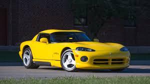 Dodge Viper 1995 - 1995 dodge viper rt 10 roadster f197 dallas 2017