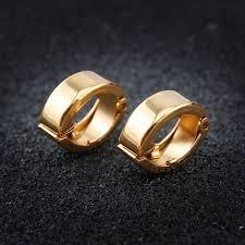 non metal earrings clip on earrings ear cuff earrings for women stainless steel non