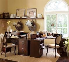 classy office with creative wall art also black desk set and zebra