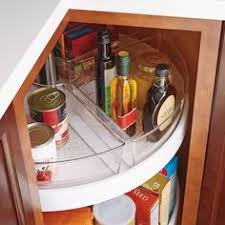 Lazy Susans For Cabinets by I Used To Keep Our Pots And Pans In A Typical Kitchen Cabinet