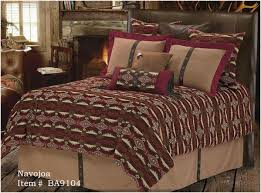 Brown Duvet Cover King Western Bedding U2013 Wild West Living