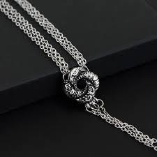 knot necklace images Movie 007 algerian loveknot necklace vesper lynd casino royale jpg