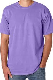 Purple Shades by Shades Of Pink Purple Comfort Colors Ring Spun Cotton Tee