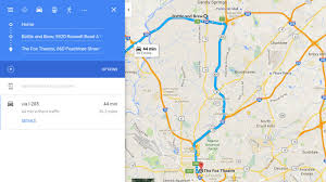 timeline maps maps adds destination directions timeline notes