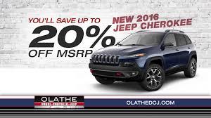 chrysler jeep 2016 olathe dodge chrysler jeep ram