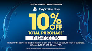 black friday store coupons psn black friday flash sale live 10 off discount coupon