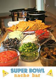 3 Crock Pot Buffet Recipes by Super Bowl Nacho Bar The Magical Slow Cooker