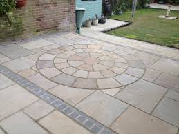 Slabbed Patio Designs Slabbing A Garden Patios In Havering Essex Outdoorgarden Patio