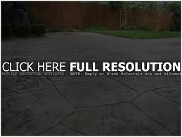Best Sealer For Stamped Concrete Patio by Backyards Beautiful Concrete For Backyard Backyard Inspirations