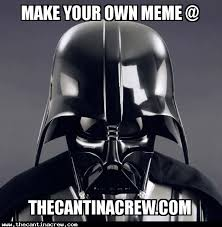 Meme Generateor - make a meme the star wars meme generator