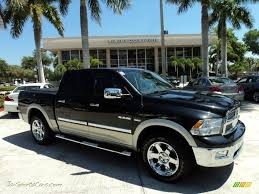 2009 dodge ram 1500 crew cab 2009 dodge ram 1500 laramie crew cab 4x4 in brilliant black