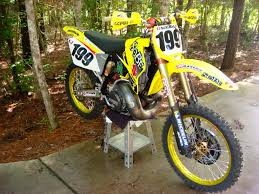 motocross racing numbers suzuki rm250 project bike builds motocross forums message