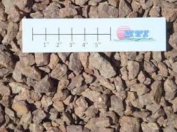 Red Landscape Rock by Mti Ready Mix Concrete Landscaping And Aggregates