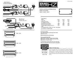 emg p b wiring diagram emg wiring diagrams