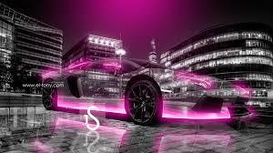 Lamborghini Aventador Tron - lamborghini aventador crystal city car 2013 el tony
