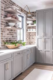 blue kitchen cabinets grey walls kitchen with gray cabinets why to choose this trend decoholic