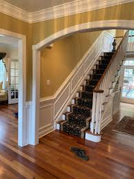what hardwood floor color goes best with cherry cabinets paint color with cherry wood floors