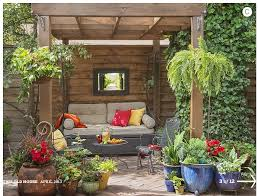 creative of potted plant ideas for patio 13 container gardening