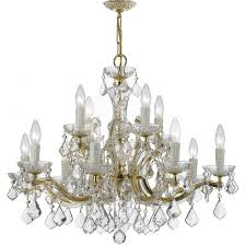 Christal Chandelier House Of Hton Griffiths 12 Light Chandelier Reviews