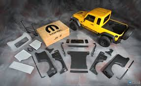 jeep lift kit crate jeep announces new wrangler unlimited pickup in kit form