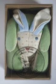 Easter Decorations Made In Usa by Stuffed Mini Bunnies Perfect For Any Easter Basket Madeinusa