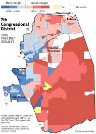 Us Election Results Map by How Did Ami Bera Defeat Scott Jones The Sacramento Bee