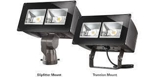 cooper led flood light fixtures led floodlight outdoor energy saving commercial industrial regarding
