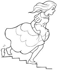 cinderella 247 animation movies u2013 printable coloring pages