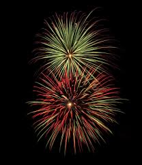 how to photograph fireworks for canada day or 4th of july