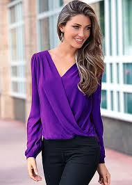womens blouses for work summer 2016 sleeve chiffon blouses work wear shirts v