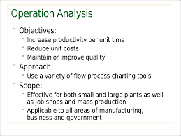 Operations Analyst Resume Sample by Ie271 Lecture08 Ie271 Operations Analysis And Design Nine