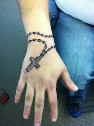 cross on hand tattoo tattoo collections