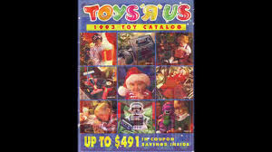 thanksgiving 1993 1993 toys r us catalog 400th video youtube