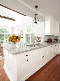 White Cabinets Granite Countertops by White Granite Countertop Houzz