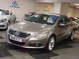 gray volkswagen passat used volkswagen passat cc grey for sale motors co uk