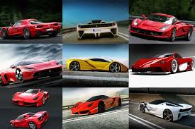 all the ferraris images of all models prestige cars
