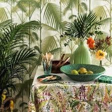 Jungle Home Decor Home Decor Trends 2016 Tropical Housekeeping