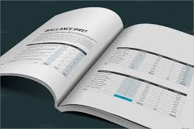 llc annual report template annual report template 35 free word pdf documents