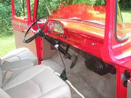 Classic Ford Truck Interiors - done and delivered doug jenkins garage